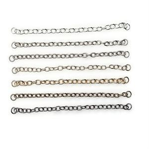 """Picture of Connector Chain 12"""" - Antique Brass"""